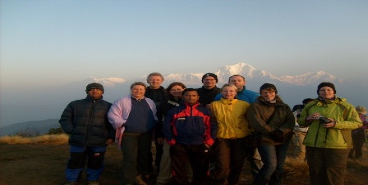 Nepal Active Trekking Tours Group Germany