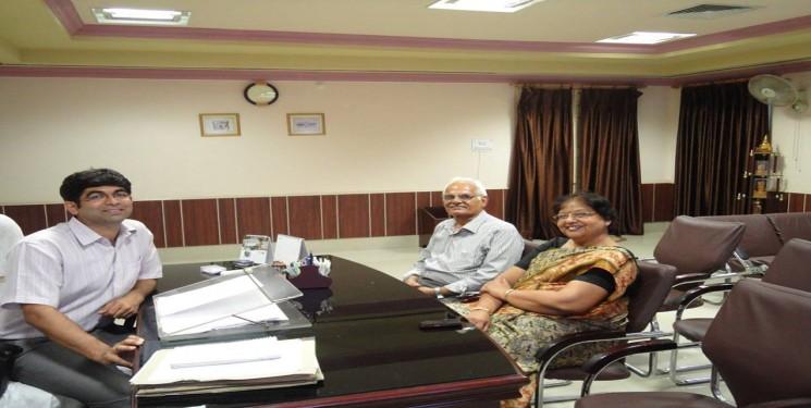 Mr N K Wadhwa and Family