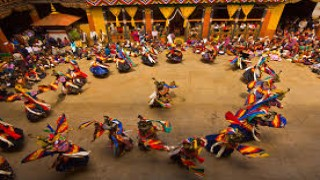 Thimpu Bhutan Festival Tour 8 Days