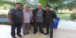 Ms P Rowe & Mr Wooten C ferris Sikkim Darjeeling Tour