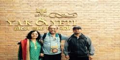 Mr Devendra and Mrs Shanta Mishra California USA