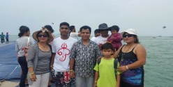 Jeetendra Nakarmi and Family Thailand Tour Oct 2015