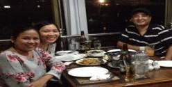 Sirintra Kingkkhamwong and Ms. Anjima Oonsombatt Thailand