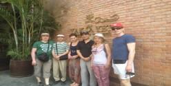Mrs O Antonova and Party EBC Trekking