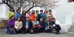 Vietnam University Group Nepal & Bhutan Tour March April 2017