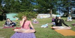 Nepal Yoga Tour April 2014 from Russia
