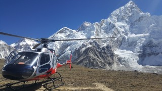 Daily Group Join basis Everest Experience Flight by Helicopter